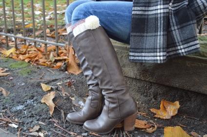 white leg warmer 2